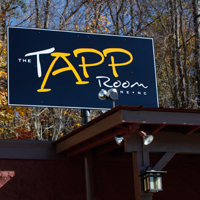 The TApp Room Sign